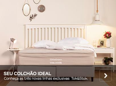 Seu colchão ideal | Tok&Stok