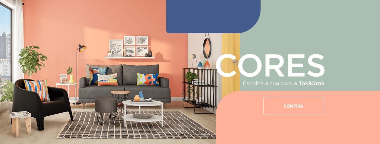 Cores - USE AS CORES A SEU FAVOR | Tok&Stok