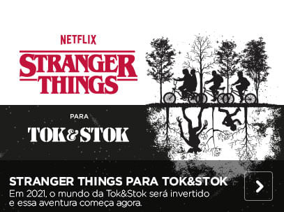 Stranger Things | Tok&Stok