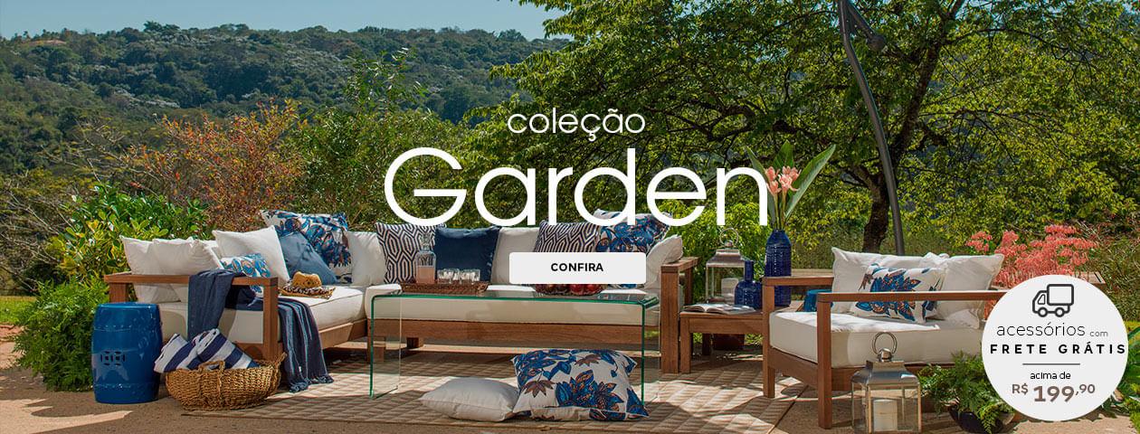 Promoção Garden - Tok&Stok