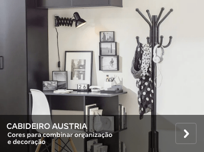 Cabideiro Austria | Tok&Stok
