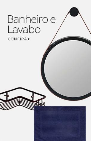 BANHEIRO E LAVABO