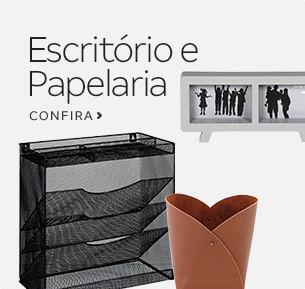 ESCRITÓRIO E PAPELARIA