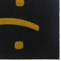 Capacho-40x60-Preto-amarelo-Bipolar