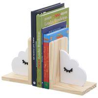 Nuvem-Aparador-De-Livros-C-2-Natural-branco-Hang-It