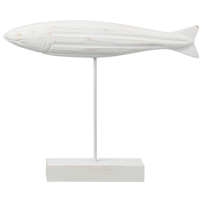 Peixe-Adorno-25-Cm-Branco-Provence-Kaaysara