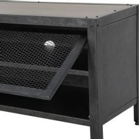 Rack-1p-180x38-Grafite-carvalho-Smoked-Oficina