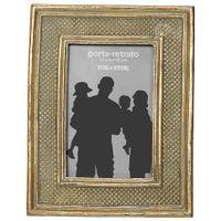 Porta-retrato-10-Cm-X-15-Cm-Ouro-Golden