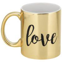 Love-Caneca-300-Ml-Ouro-preto-Wish-And-Shout