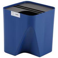 Lixeira-Empilhavel-25-L-Azul-Eco-Way