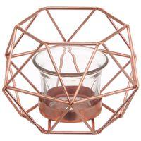 Suporte-Vela-13cm-Cobre-Copper-Line