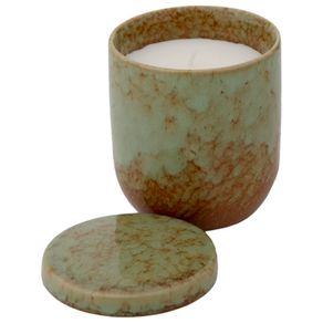 Vela-Perfumada-Pote-9-Cm-X-8-Cm-Verde-Claro-branco-Reaktiv