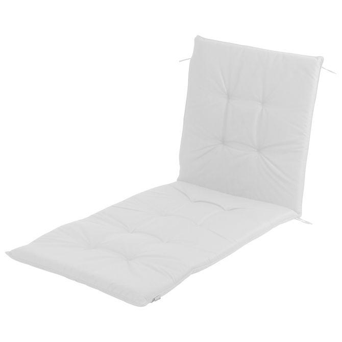 fbb2948cb Almofada Chaise Longue Branco Leme - Tok Stok - M