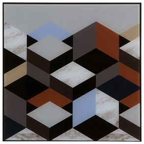 Quadro-30-Cm-X-30-Cm-Multicor-preto-Geometrical