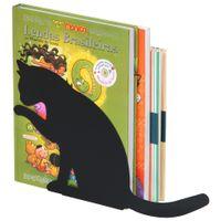 Aparador-De-Livros-adorno-Preto-Brincat