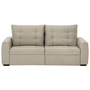 Sofa-Retratil-3-Lugares-Poli-Bege-Doha