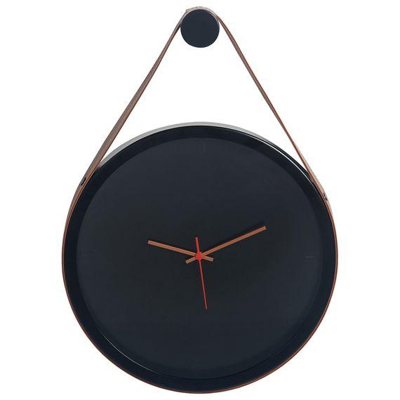 f660d5edc9d Relógio Parede 40 Cm Whisky preto Pelicano - Tok Stok - M