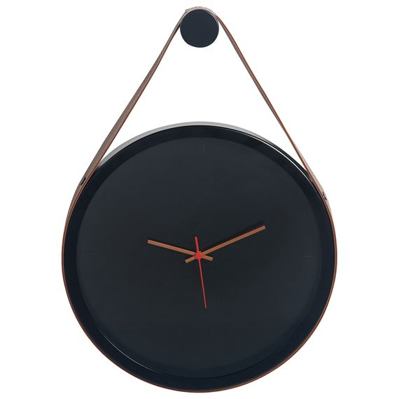 5dd9987c768 Relógio Parede 40 Cm Whisky preto Pelicano - Tok Stok - M