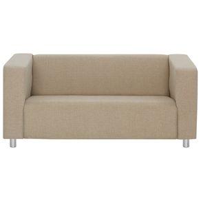 Sofa-2-Lugares-Mescla-Bege-Nogo
