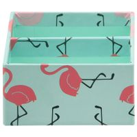 Kit-Acessorios-4pcs-Menta-flamingo-Flamin-go
