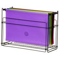 Kit-Porta-pastas-Suspensas-C-5-Preto-multicor-Chromatic