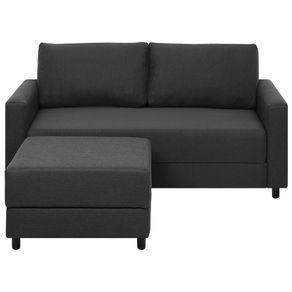 Sofa-2-Lugares-C--Pufe-Grafite-Trisof
