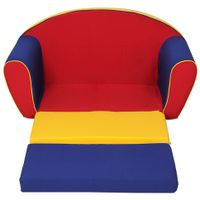 Sofa-cama-Infantil-Multicor-Jujuba-Gum