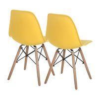 Kit-C-2-Cadeiras-Natural-banana-Eames-Wood