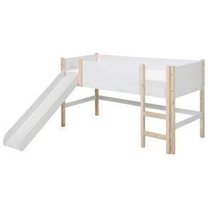 Cama-Solteiro-C-escorregador-78-Branco-natural-Washed-Pin-Play