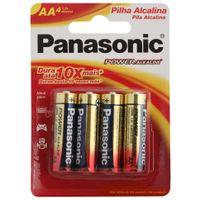 Pilha-Alcalina-Regular-Aa-C-4-Ouro-preto-Panasonic
