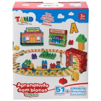 Blocos-cen-De-Montar-51-Pcs-Multicor-Tand-Kids