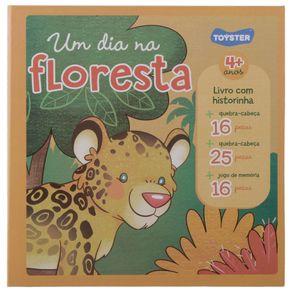 Livro-Um-Dia-Na-Floresta-Multicor-Um-Dia-Na-Fazendinha