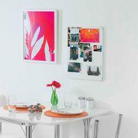 Memory-board-40-Cm-X-50-Cm-Branco-Brilhante-Attract
