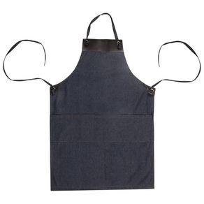 Avental-Jeans-Azul-marrom-Workwear