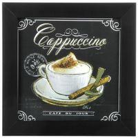 Cappuccino-Quadro-20-Cm-X-20-Cm-Preto-multicor-Barista