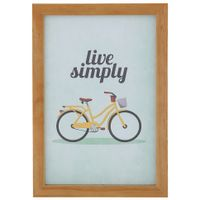 Live-Simply-Quadro-23-Cm-X-33-C-Nozes-multicor-Going-To