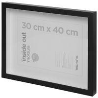 Kit-Moldura-30-Cm-X-40-Cm-Preto-Inside-Out