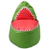 Pufe-Infantil-Grande-Verde-vermelho-Dino