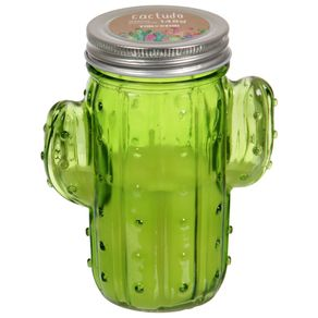 Vela-Perf-Pote-14-Cm-X-7-Cm-Verde-Cactudo