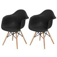 Kit-C-2-Cadeiras-C-bracos-Natural-preto-Eames-Wodds