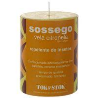 Vela-Perfumada-Citronela-10x7-Amarelo-Sossego