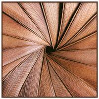 Serie-Texturas-I-Quadro-59-Cm-X-59-Cm-Marrom-marrom-Galeria-Site