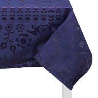 Toalha-De-Mesa-140-M-X-210-M-Azul-Escuro-Folksy