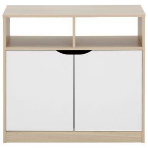 Modulo-2-Portas-80x40-Natural-Washed-branco-Wink