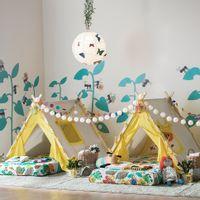 Barraca-Infantil-Natural-amarelo-Festa-Do-Pijama