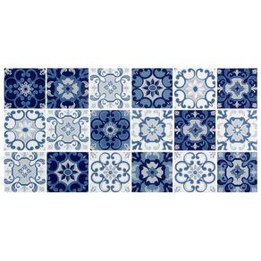 Retro-Adesivo-15-Cm-X-15-Cm-C-18-Multicor-azul-Mixed