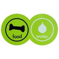 Pet--Tapete-comedouro-Kiwi-multicor-Food-Water