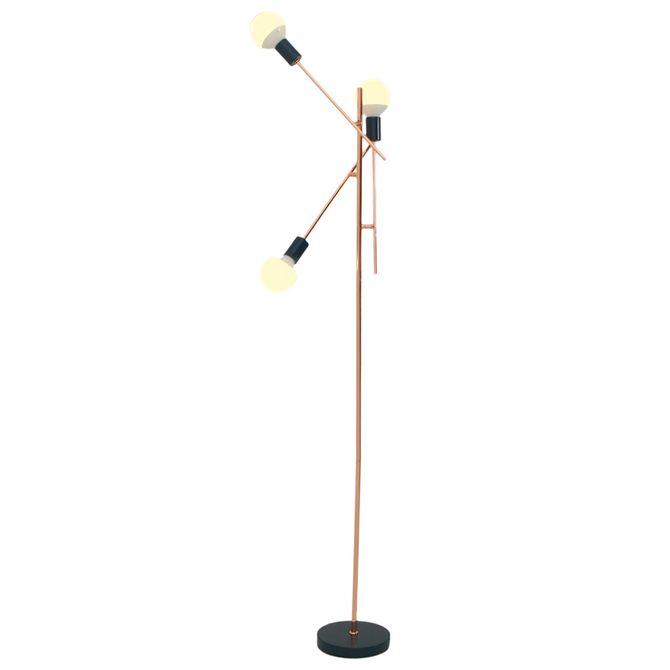 Luminaria-Piso-Ultramarine-Profundo-cobre-Electron