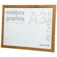 Kit-Moldura-A3-29-Cm-X-42-Cm-Garapa-Graphics