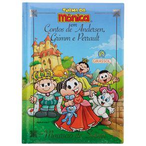 Livro-Turma-Da-Monica-Em-Contos-Multicor-Livro-Infantil